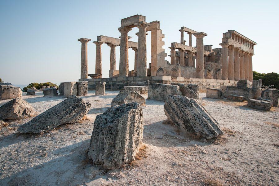 Greek Culture Seminar - Aegina